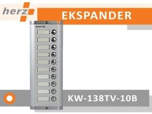 Ekspander kenwei KW-138TV-10B
