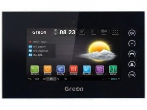 Monitor GREON IP GR-IS1-BA